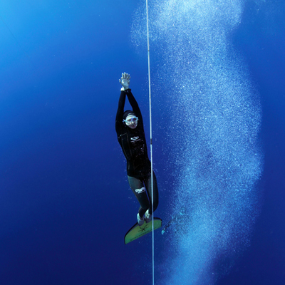 equalization class for freedivers